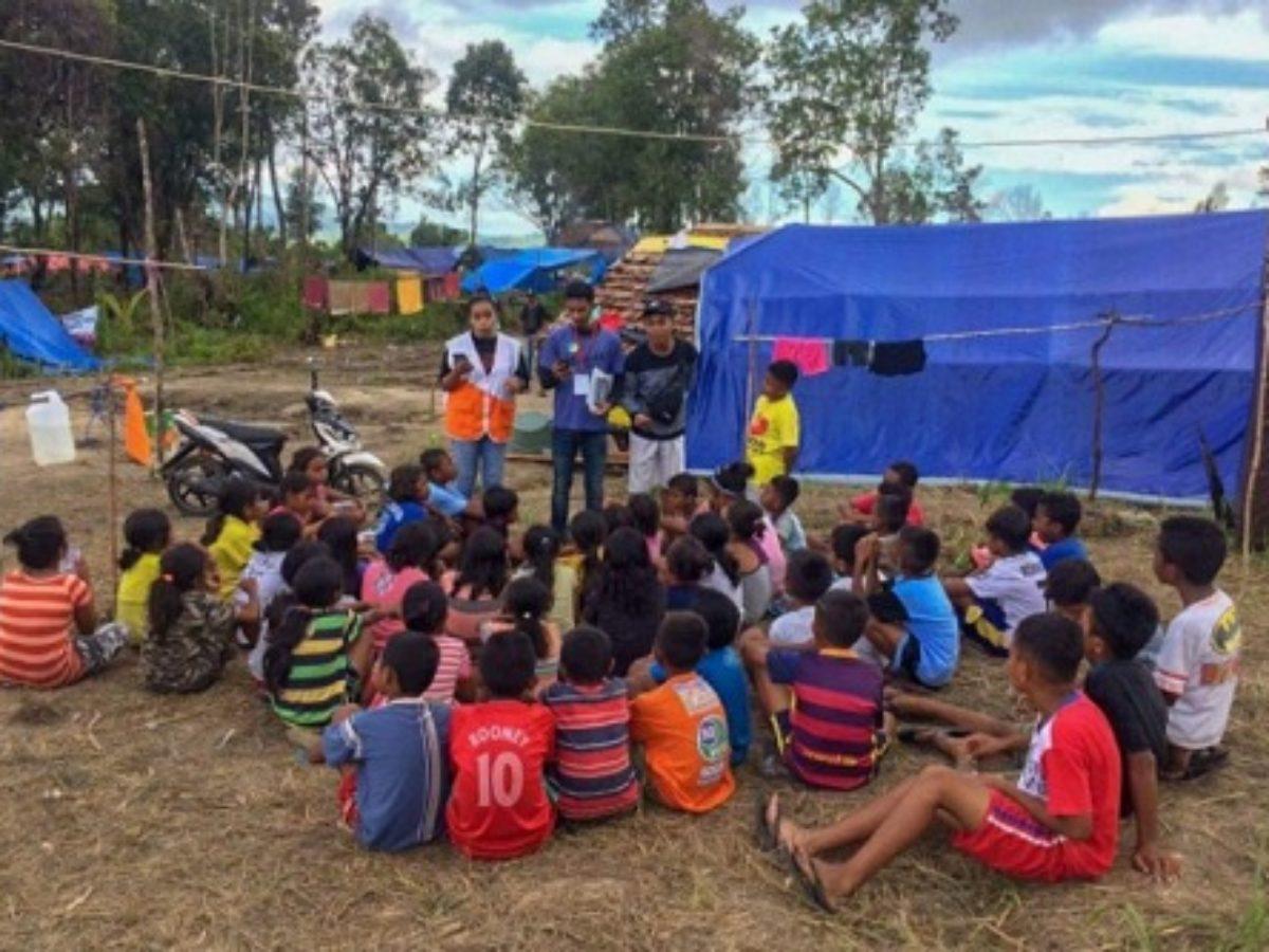 Gmrt Layani Korban Gempa Di Ambon Sbb Dan Maluku Tengah