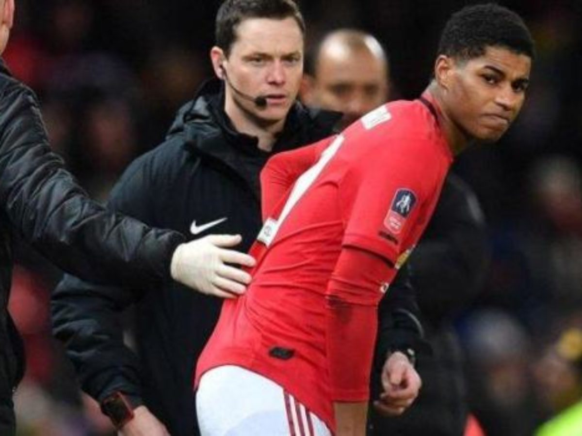 Manchester United Kalah Dari Liverpool Rashford Absen Panjang