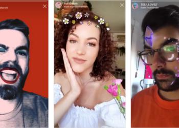 cara membuat filter instagram di android dan ios