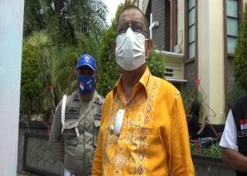 Walikota Ambon Bersedia Jadi Orang Pertama Yang Divaksinasi