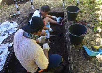 Balai Arkeologi Meneliti Potensi Peninggalan Megalitikum di Maluku Utara