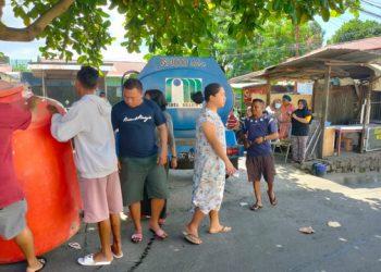 Sejumlah Warga Ternate Kesulitan Air Bersih dari PDAM Selama Dua Minggu Terakhir