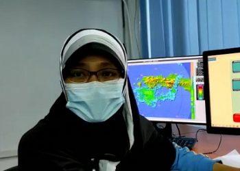 BMKG: Imbau Waspada Hujan Lebat Disertai Angin Kencang