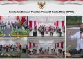 Banpres Produktif Usaha Mikro Diserahkan Presiden Joko Widodo