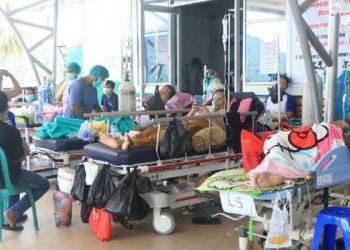 Sejumlah Rumah Sakit di Jayapura Mengalami Krisis Oksigen
