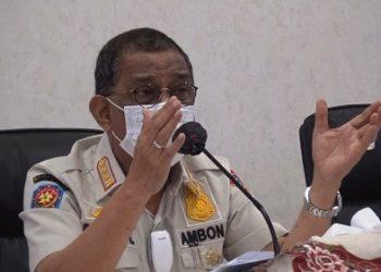 Satgas: Walikota Ambon Bersama Istri dan Anak Positif Covid