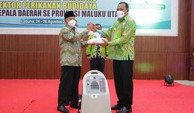 Gubernur Malut Harap Rakortas Perkuat Budidaya Perikanan