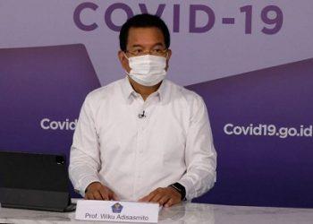 Jubir Satgas COVID-19 : Virus Corona Akan Tetap Hidup Menjadi Endemi
