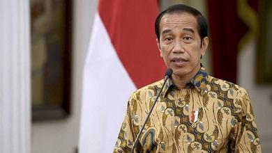 Presiden Joko Widodo Bersyukur Keterisin Rumah Sakit Rujukan COVID-19 Mengalami Penurunan