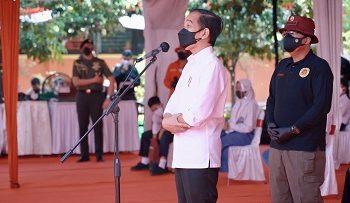 Presiden Jokowi : Semua Pelajar Bisa Belajar Tatap Muka, Jika Sudah Divaksin