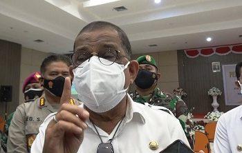 Kota Ambon Penyumbang Angka Vaksinasi Tertinggi Di Maluku