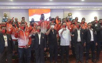 Walikota Ambon Motivasi Atlet PON Kota Berikan Terbaik Untuk Maluku