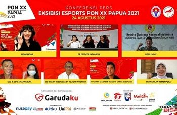 Lokapala Akan Dipertandingkan di Eksibisi eSports PON XX Papua 2021
