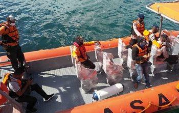 Tim SAR Masih Mencari Nelayan Asal Kota Tual Yang Dilaporkan Hilang Saat Melaut