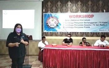 Sambangi Masohi KPID Maluku Lakulan Monev dan Workshop P3SPS