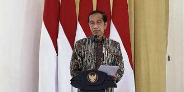 Presiden Jokowi Resmikan Pembukaan Apkasi Otonomi Expo 2021