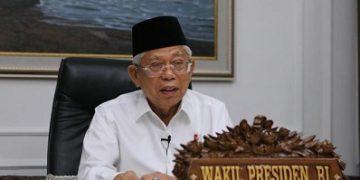 Wapres Ma'ruf Amin Dorong Pengembangan UMKM Hilangkan Kemiskinan Ekstrem